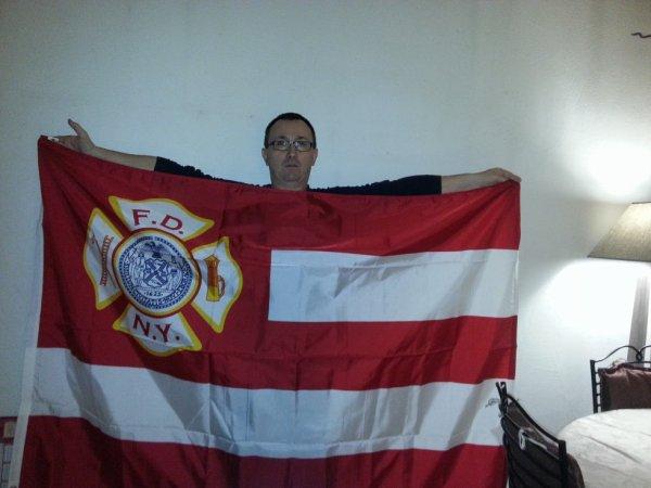 The FLAG FDNY