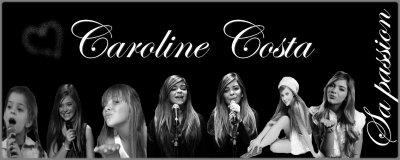 Caroline - Son parcours jusqu'à aujourd'hui