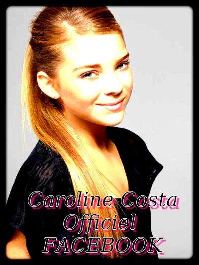 Caroline - Sur facebook