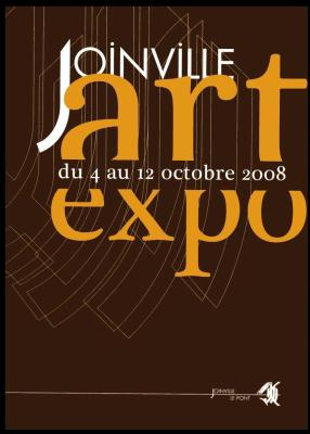 EXPOSITION JOINVILLE LE PONT 2008
