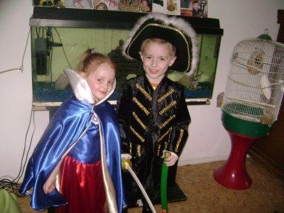 mes enfants deguiser