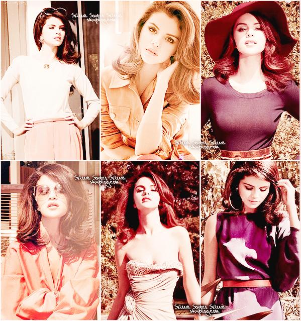"""Selena pose pour la premiere fois pour le Magazine """"Elle"""" ( Mexique - Aout 2011 ). Ou elle est aussi en couverture ! Moi Je la trouve superbe *_* Et vous ?"""