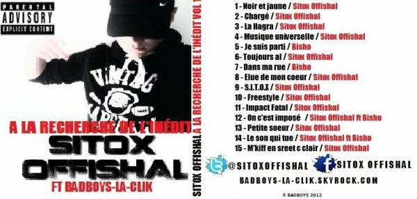 """Première Mixtape """" A la recherche de l'inédit """" toujours disponible en telechargement légal et gratuit !"""