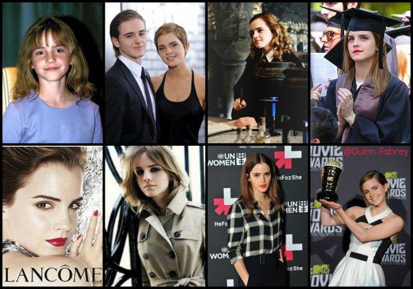 Love Them ♡ #1 : Emma Charlotte Duerre Watson