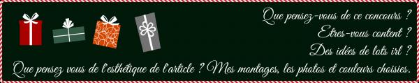 Célébrations #17 : Évènements de Noël 2016 ❄