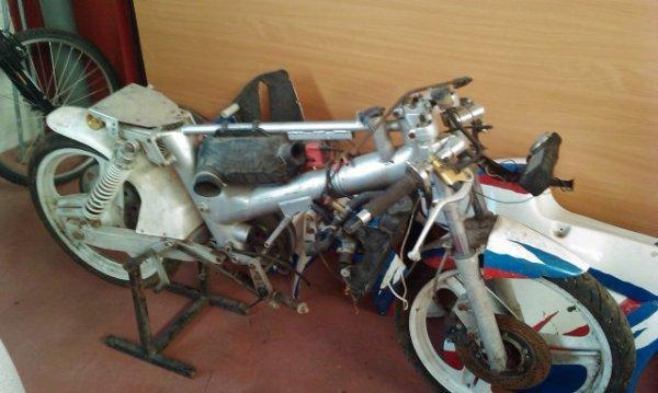 RESULTAT 50cc