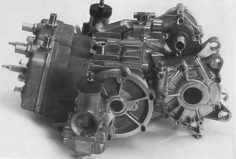 LA MOTOBECANE 125 GP