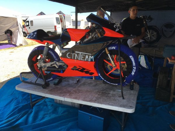 CTN TEAM  KTM PERFORMANCE