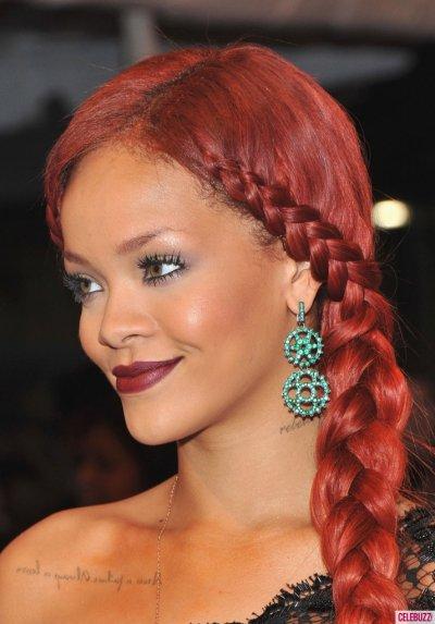 Rihanna                                                                   1er partie de blog