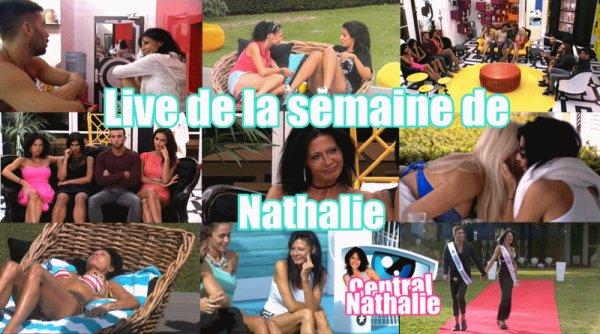 Live de la semaine du 04 au 08 de Nathalie
