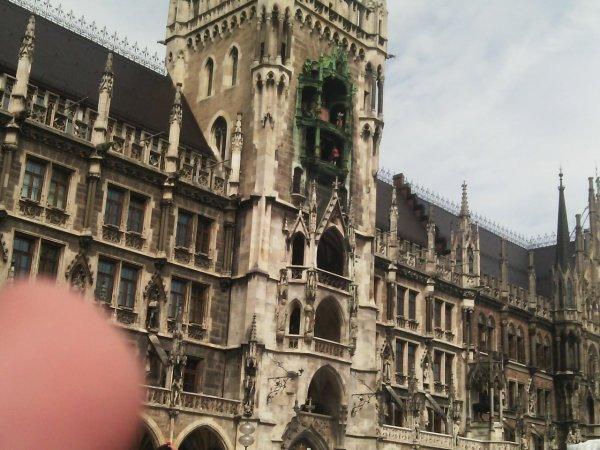 Munich Partie 1-la ville