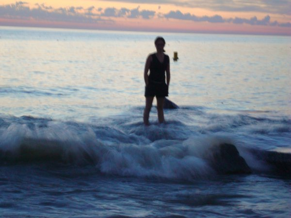 souvenirs de vacances a hauteville sur mer