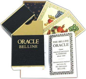NOUVELLE VERSION DE L'ORACLE DE BELLINE