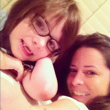 Holly Marie Combs et riley