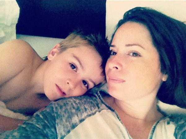 holly marie combs et finley