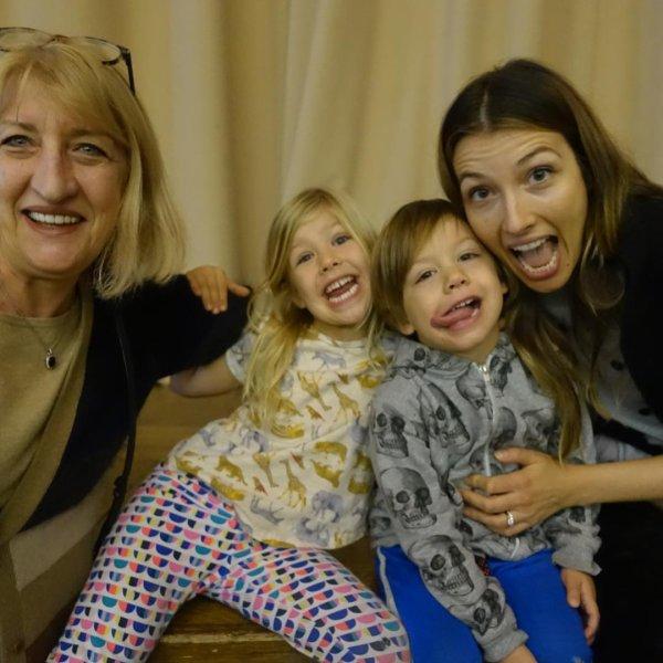 Bojana Jankovic, Olivia et Liam