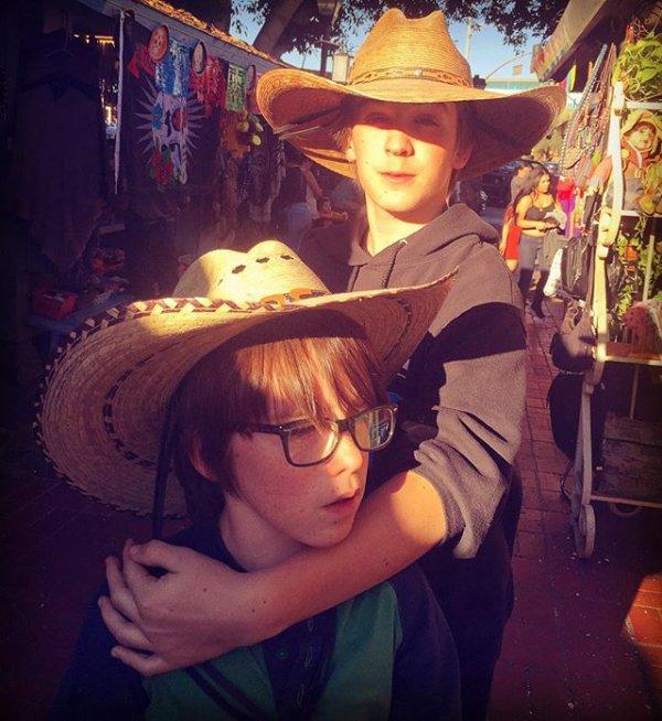 Finley et Riley Donoho