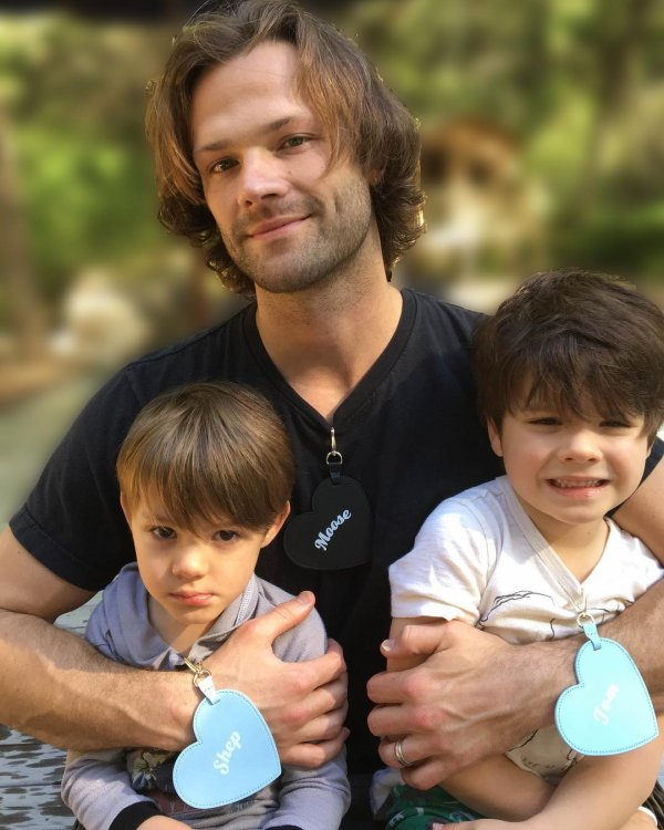 Jared Padalecki, Thomas et Shepherd