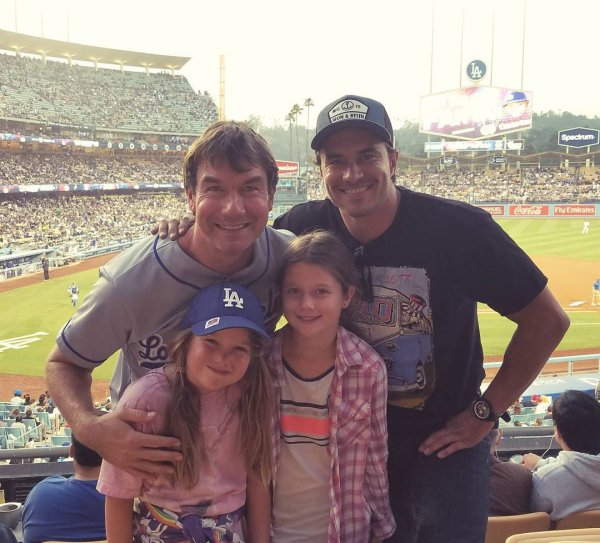 Jerry O'Connell, Dolly et Charlie
