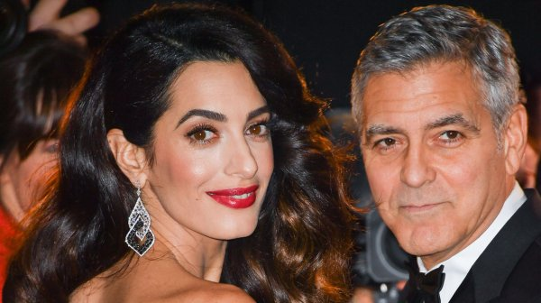 George et Amal Clooney : leurs jumeaux Ella et Alexander sont nés