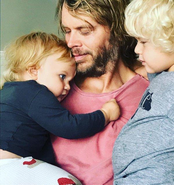 Eric Olsen, Wyatt et Esmé