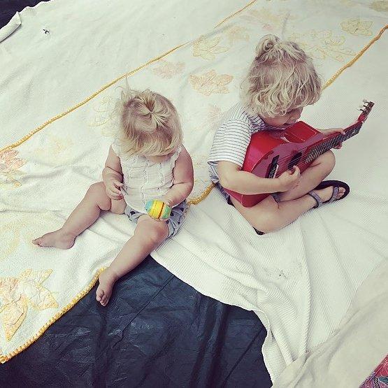 Wyatt et Esmé Olsen