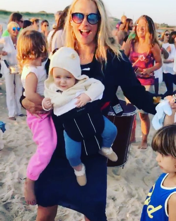 Molly Sims, Scarlett, Brooks et Grey