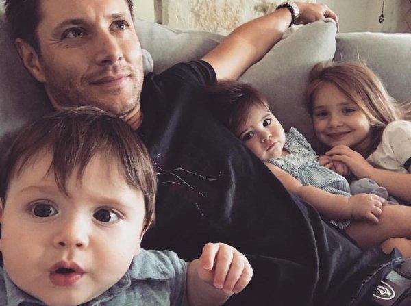 Jensen Ackles, Justice, Zeppelin et Arrow