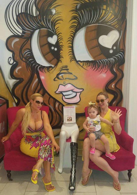 Coco et Chanel Nicole