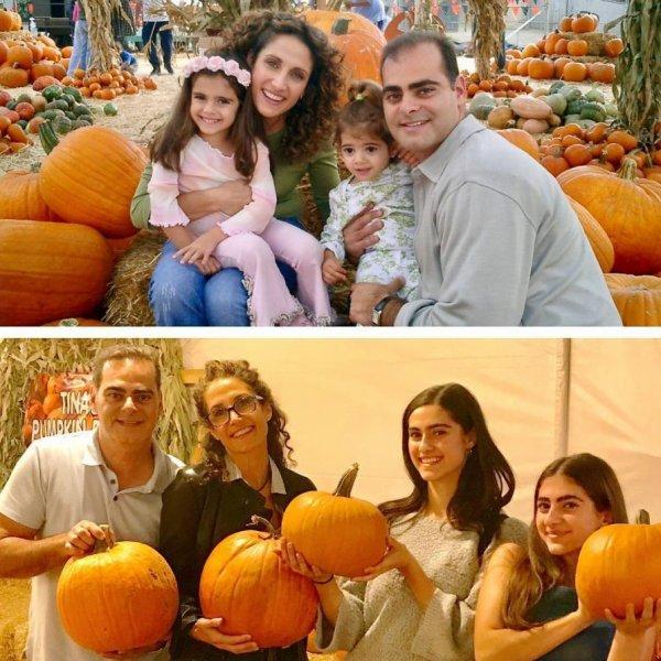 Melina Kanakaredes, Peter Constantinides, Zoe et Karina