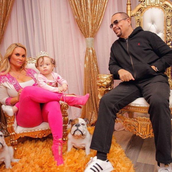 Ice-T, Coco et Chanel
