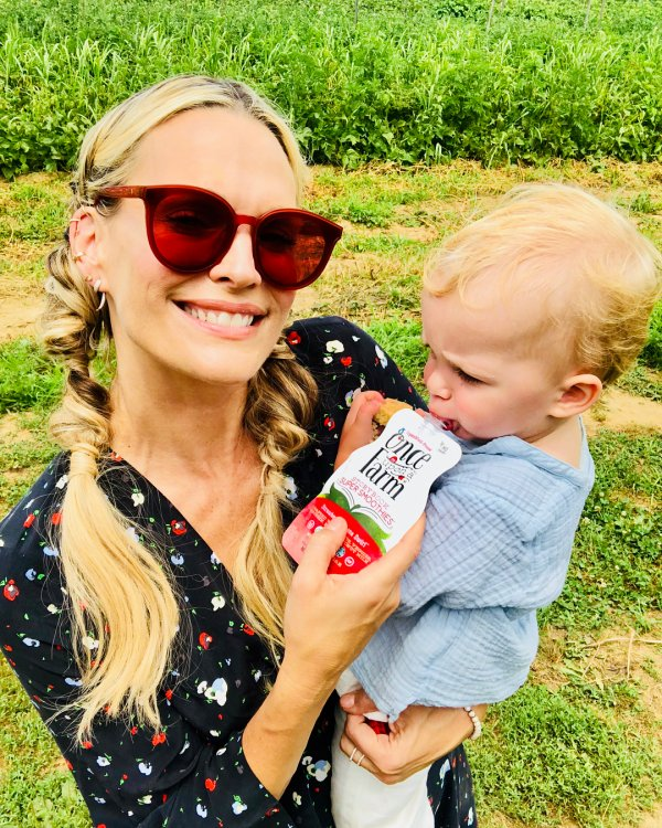 Molly Sims et Grey