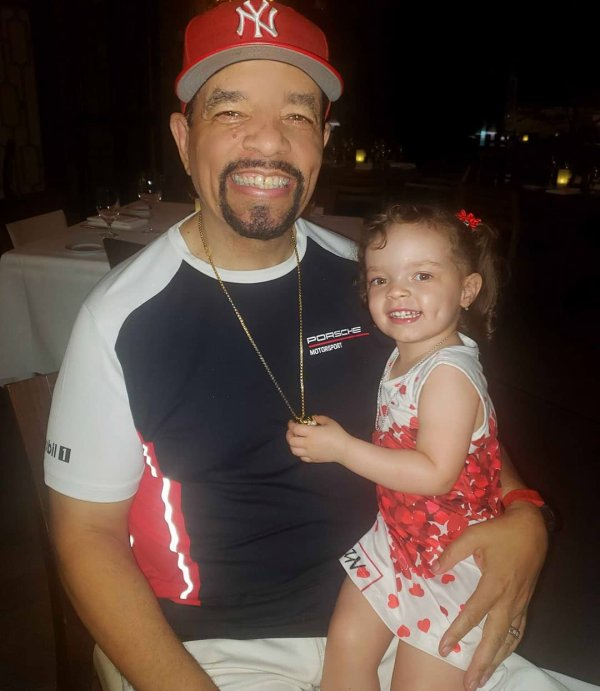 Ice-T et Chanel
