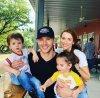Jensen Ackles, Danneel Ackles, Zeppelin et Arrow