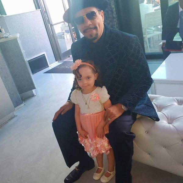 Ice-T et Chanel