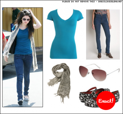 On t'aime Selly on adore ton style