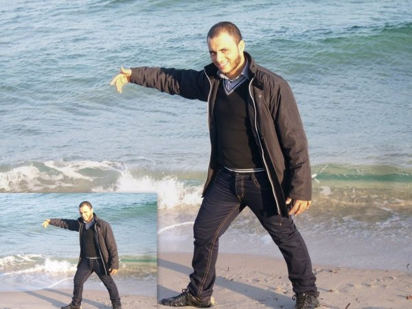 je suis un homme tunisienne (kayes)