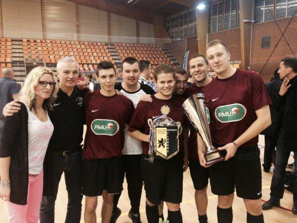Vainqueurs du tournoi AFAF