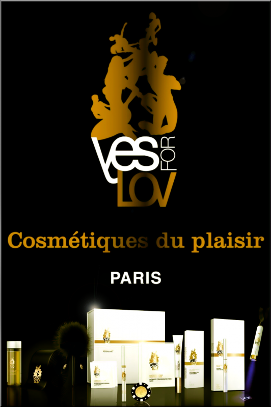 YesForLove Cosmétiques du plaisirs