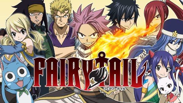 Quel est votre personnnage préféré de fairy tail?