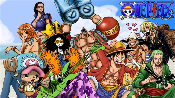 Quel membre de l'équipage de Luffy préféré-vous?