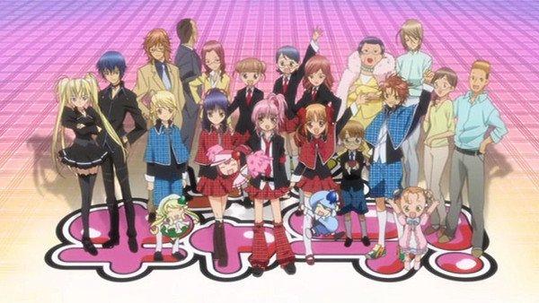 Quel est votre personnage préféré de shugo chara?