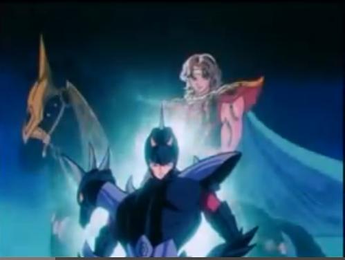 Saint Seiya les guerriers divins d'Asgard