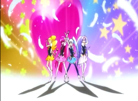 Hapiness Charge precure