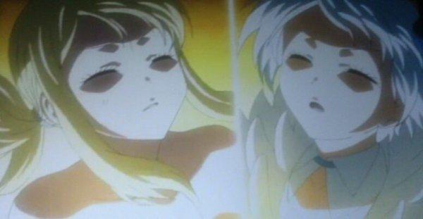 Lucy et Yukino