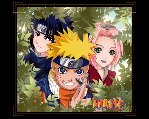 Naruto shippuden: Team 7