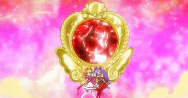 Mahou tsukai Precure: Ruby transformation