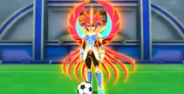 Inazuma eleven go chrono stone: Les armures d'esprits guerriers 1