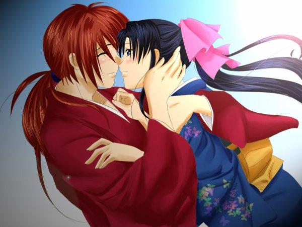 Rouroni Kenshin: Kenshin X Kaoru