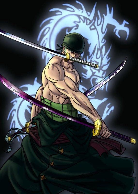 Galerie One Piece: Roronoa Zoro
